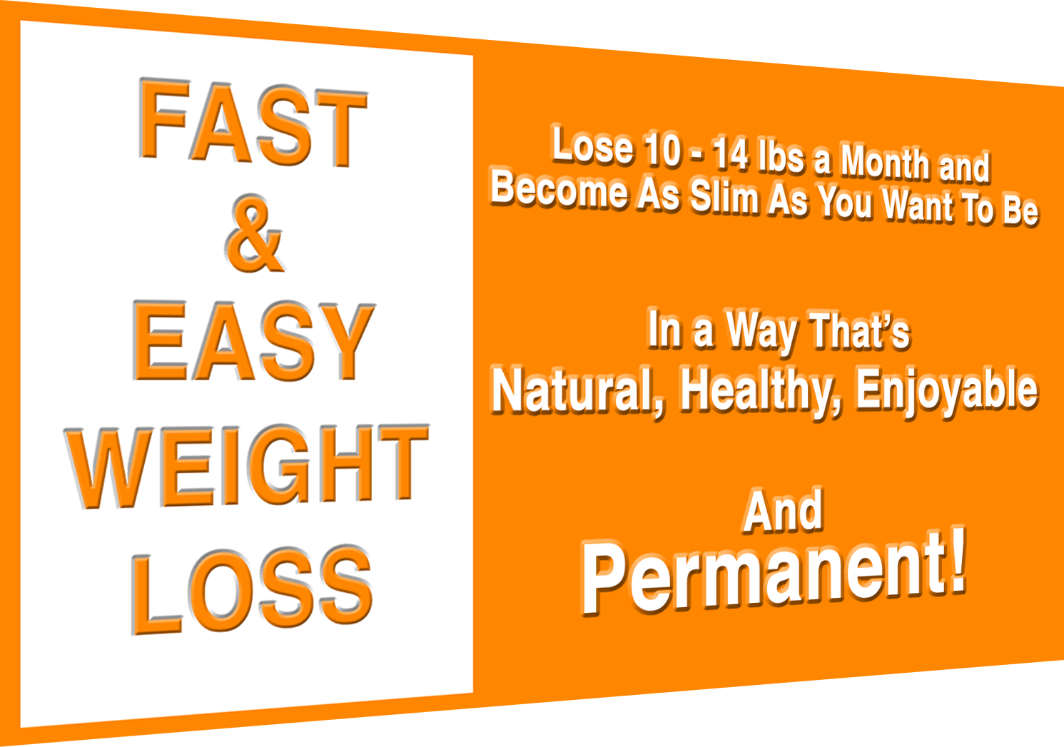 Fastest way to lose weight in a week naturally